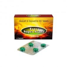 Extra Super Avana (Avanafil 200mg + Dapoxetine 60mg)